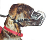 """Boxer Medium Size Wire Muzzle 3.25"""" length and 12.5"""" Circ"""
